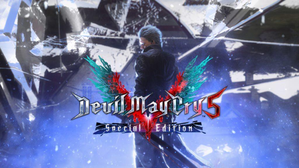 Devil May Cry 5 Edición especial es uno de los mejores de PS5