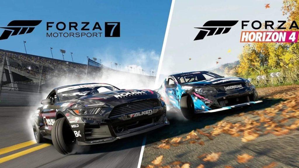 Los mejores juegos de conducción de Xbox: Forza Horizon 4 y Forza Motorsport 7