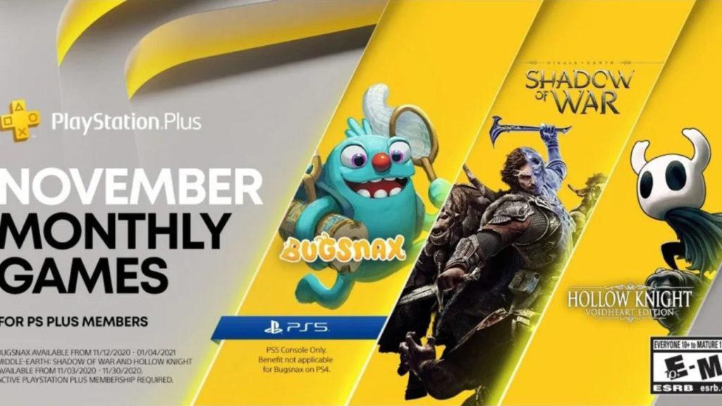PlayStation Plus 2020 2
