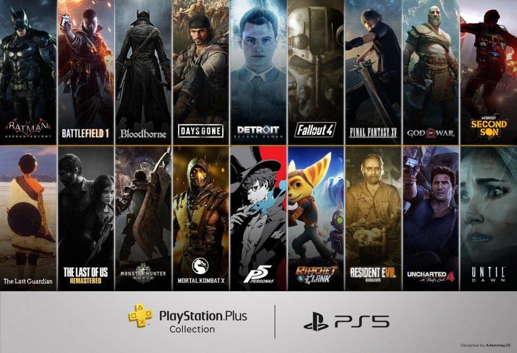 PlayStation Plus 2020 4