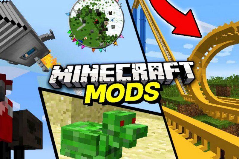 ventajas de usar mods en minecraft