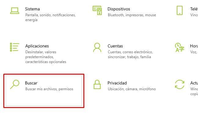 Cómo borrar historial búsquedas Windows 10