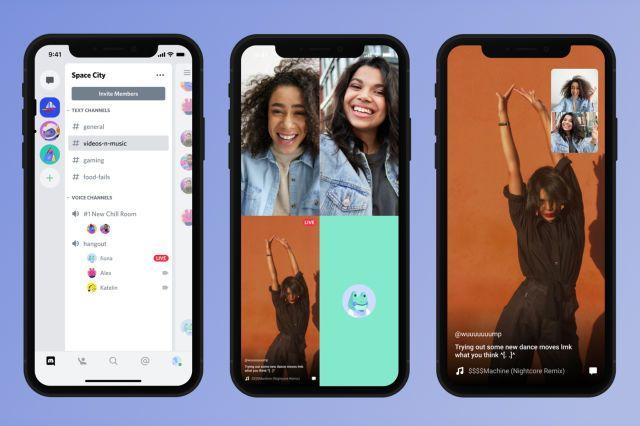 Compartir la pantalla de nuestro móvil con Discord