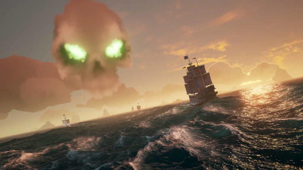 Ser un pirata nunca fue tan divertido como en Sea of Thieves