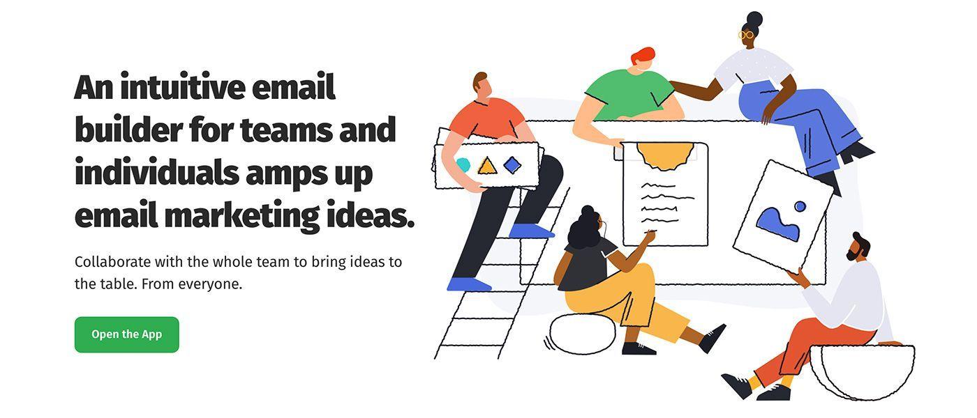 Los mejores creadores y editores de plantillas de correo electrónico