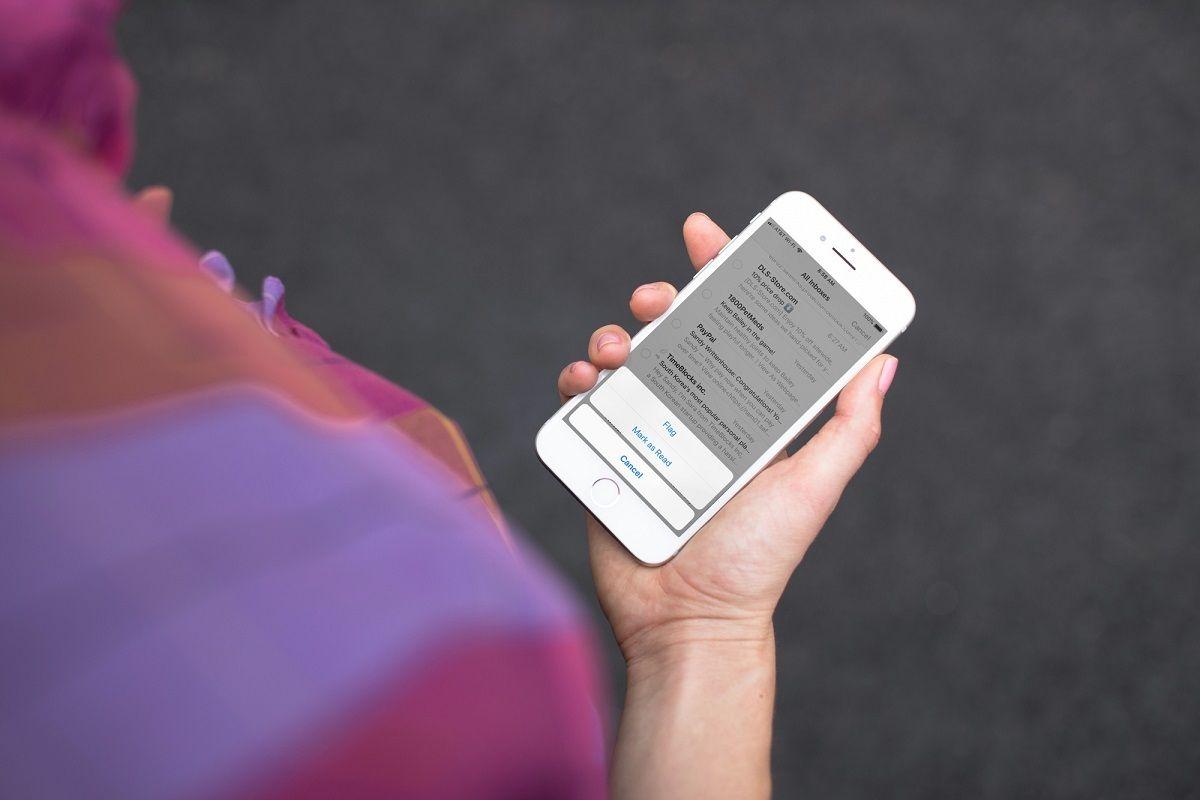 marcar mensajes leídos iOS 1