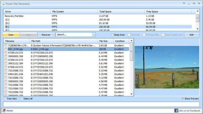Programas para recuperar imágenes borradas en Windows gratis
