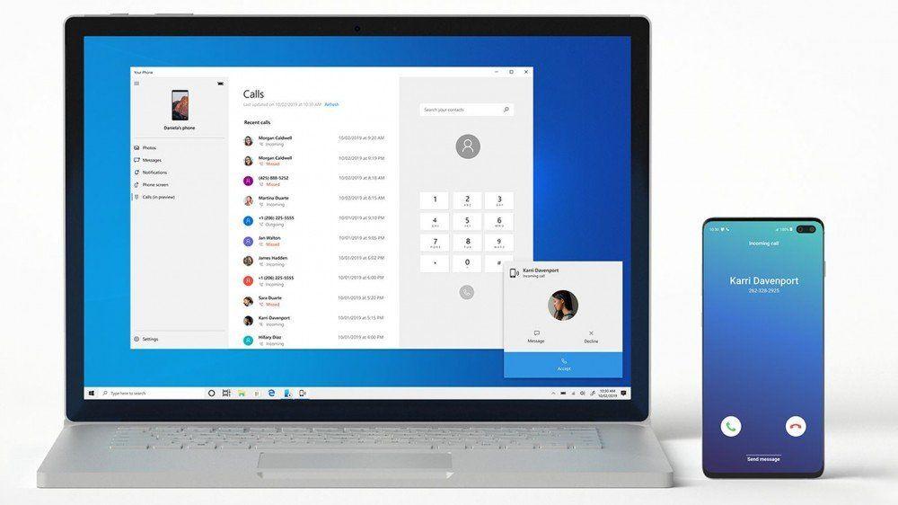 Para usuarios de Windows 10 es mucho mejor un teléfono Android que un iPhone