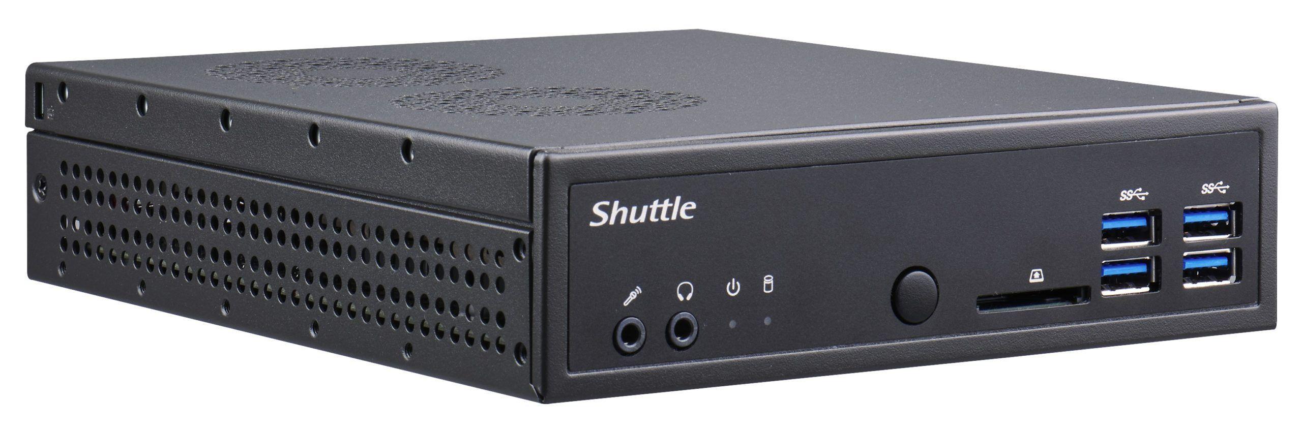 PC compacto Shuttle Ryzer