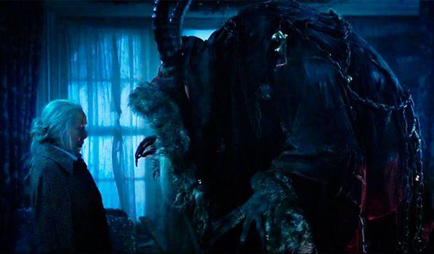 Películas de horror para ver en Navidad