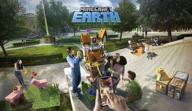 Adiós Minecraft Earth ¡Cerrará en junio!