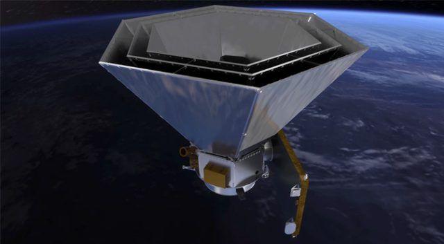 NASA aprueba el proyecto del telescopio SPHEREx
