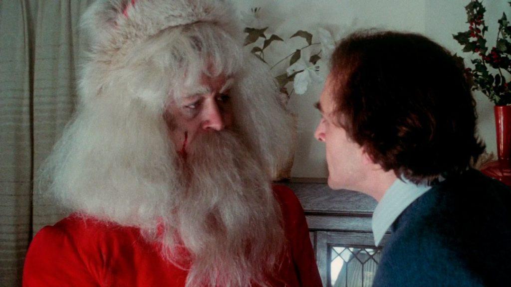 Cine de terror para ver en Navidad