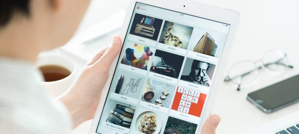 SEO Pinterest 2,5