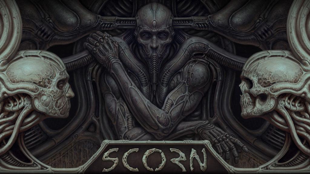 Scorn el primer juego de terror para Xbox Series