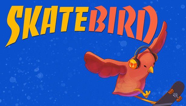 Skatebird es un juego muy peculiar que esperamos con muchas ansias en 2021