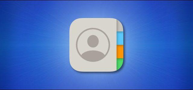 Cómo cambiar el orden de los contactos en iPhone