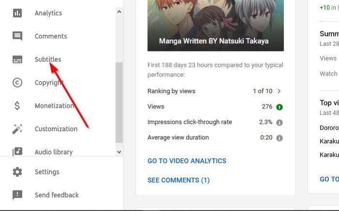 Cómo crear y editar subtítulos en YouTube paso a paso