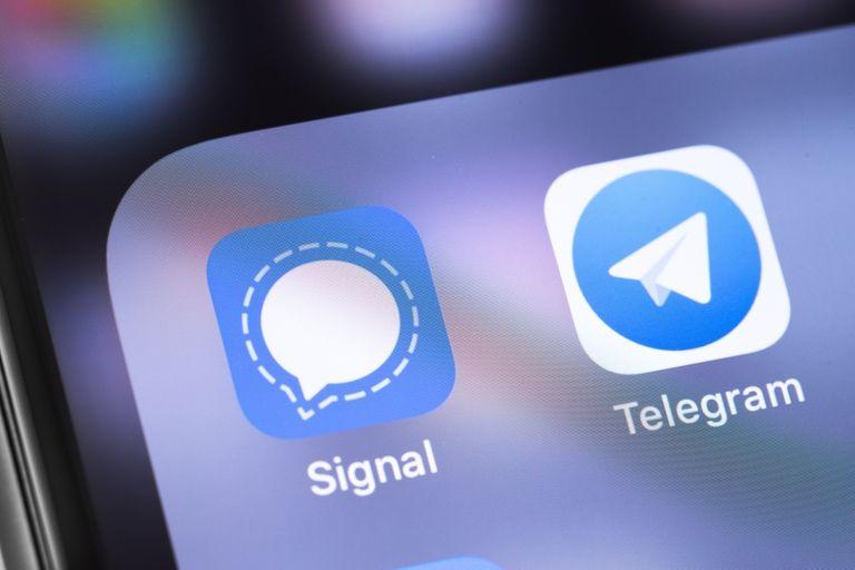 Cómo saber si Signal o Telegram están caídos