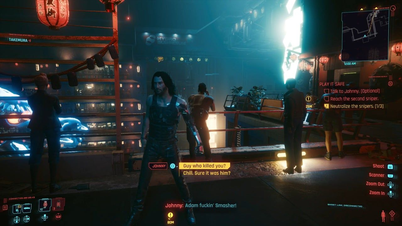 Cómo arreglar el error de la misión Play it Safe en Cyberpunk 2077