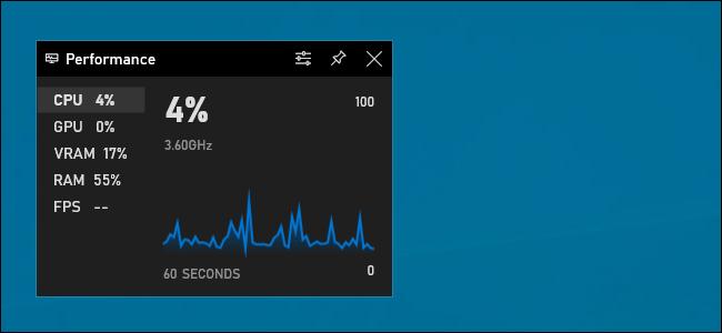 Comment voir les images par seconde de n'importe quel jeu dans Windows 10
