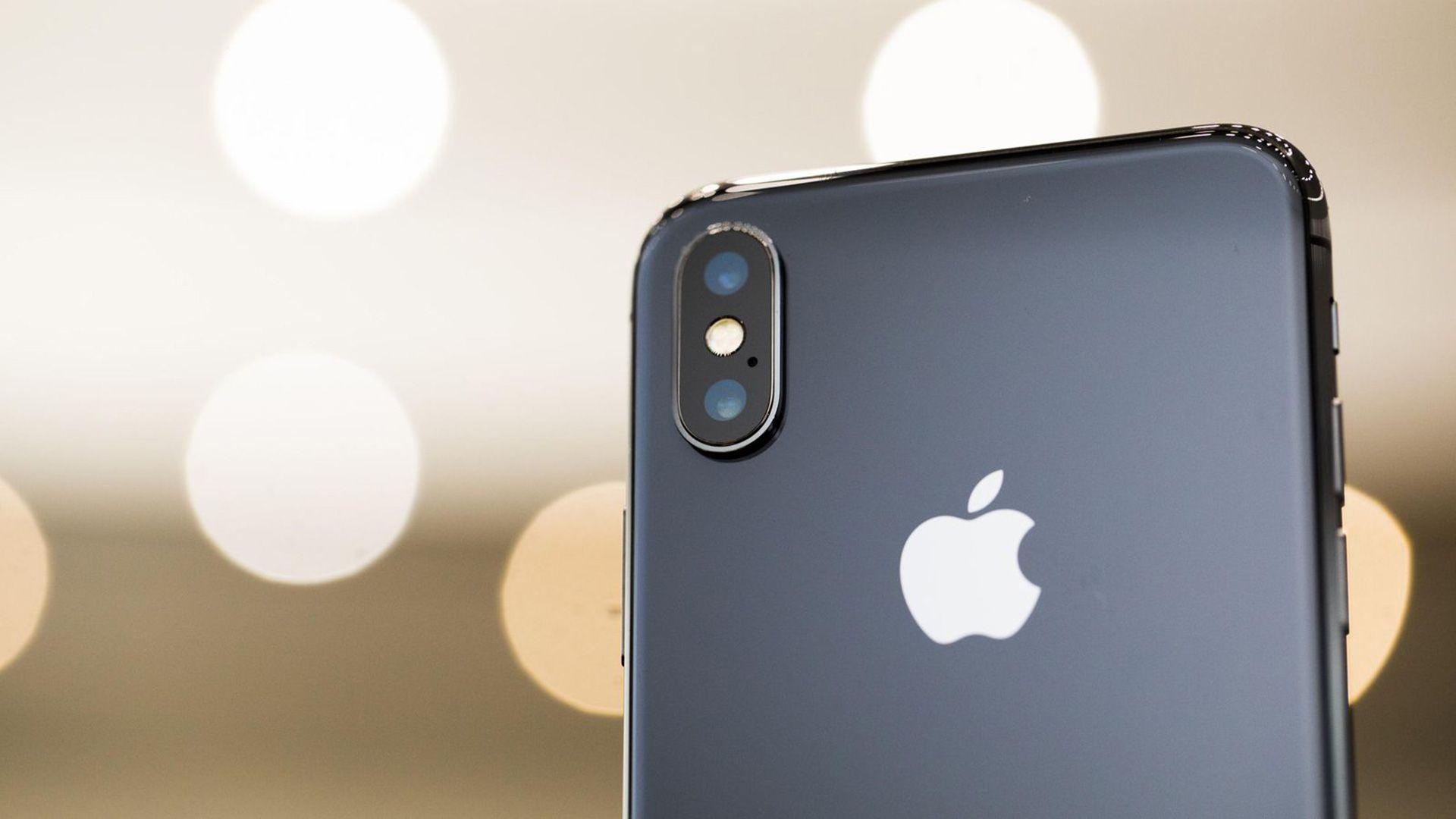 apps iPhone acceden cámara