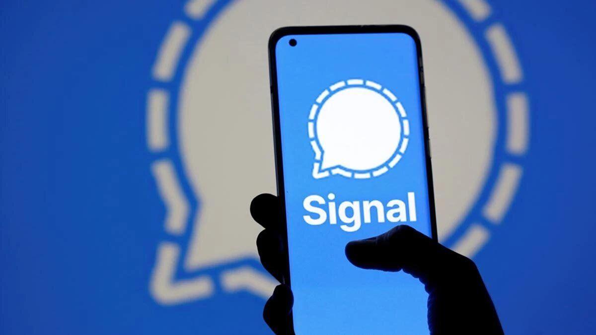 Crear una copia de seguridad y restaurar los chats en Signal