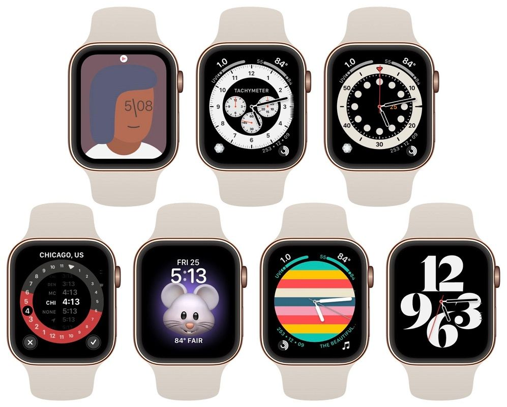 eliminar esfera Apple Watch 2