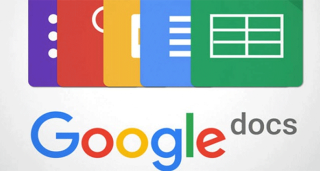 Usar el interlineado y espacio entre párrafos en Google Docs