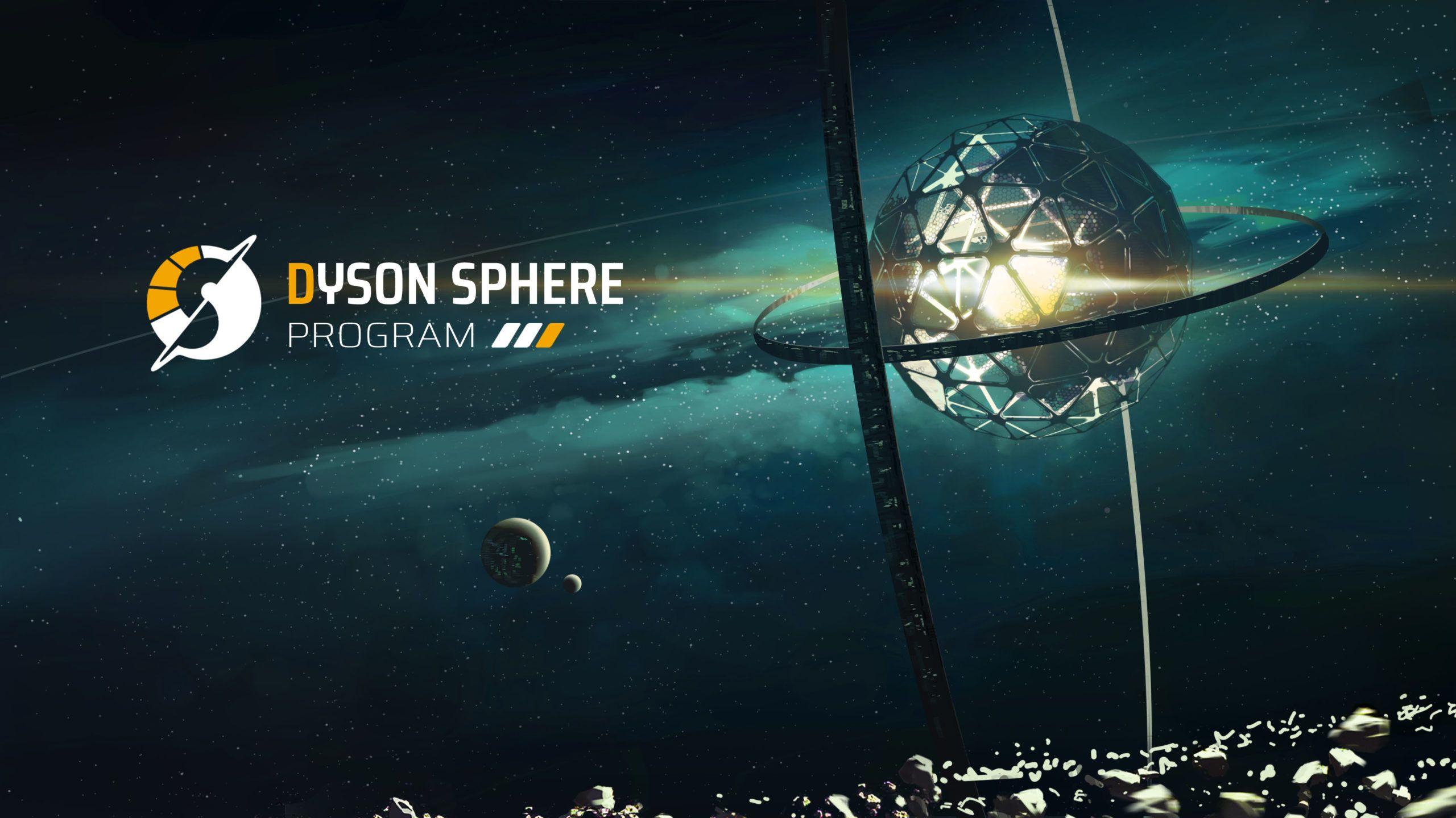 Con Dyson Sphere Program puedes explorar el universo