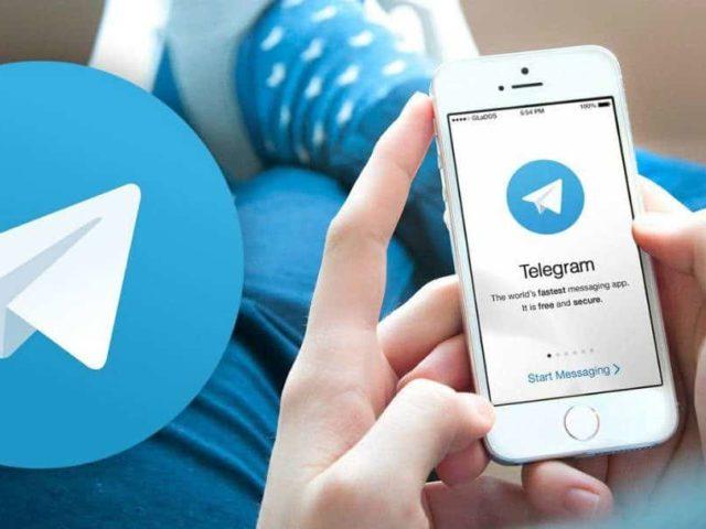 Cómo crear grupo en Telegram y usar el chat de voz