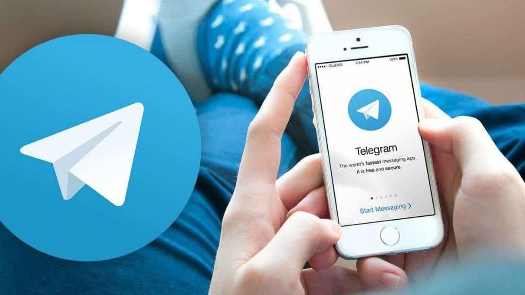 Cómo crear grupo de Telegram y usar el chat de voz
