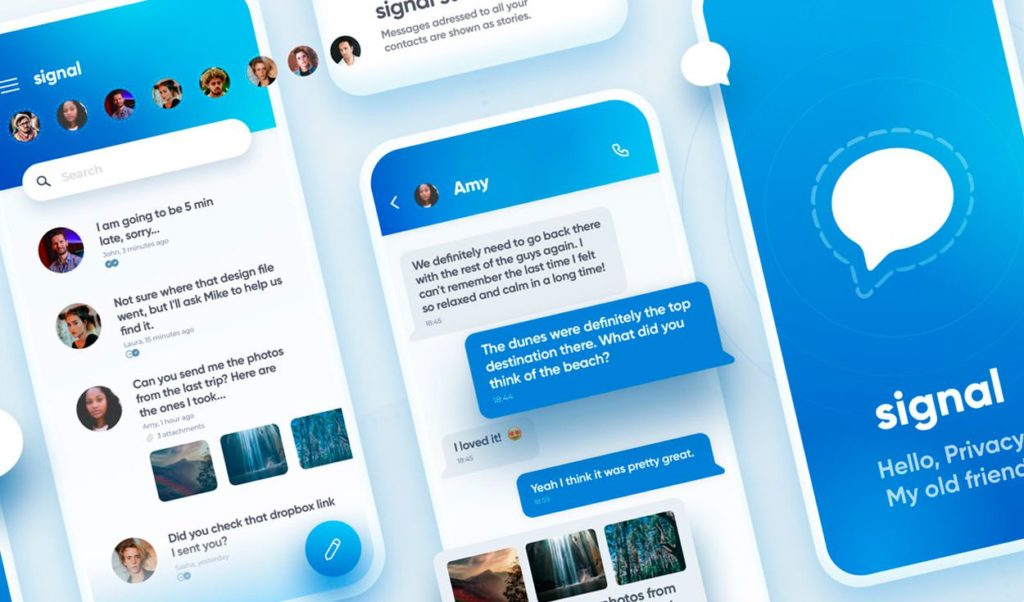 encrypted messaging 2