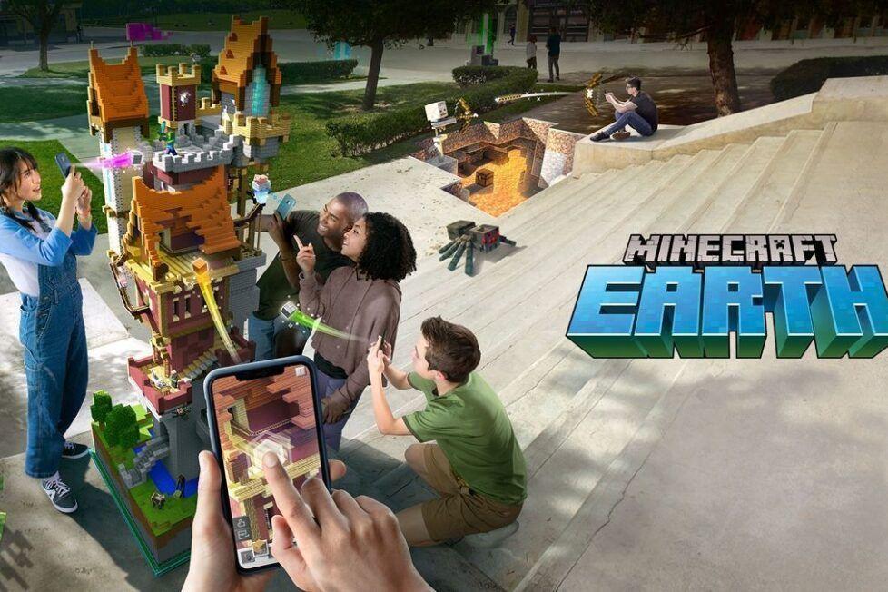 Chau Minecraft Earth ¡Cerrará en junio!