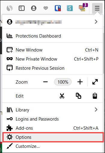 Cómo activar el reproductor vídeo flotante Firefox Picture-in-Picture