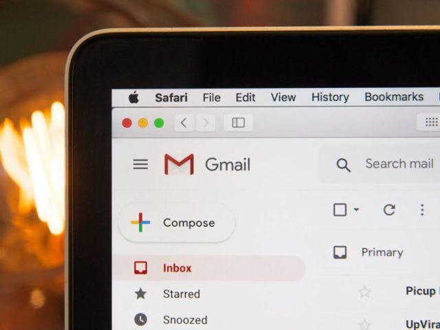 Por qué no puedo iniciar sesión en Gmail