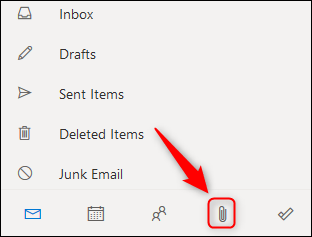Cómo usar vista archivos Outlook online