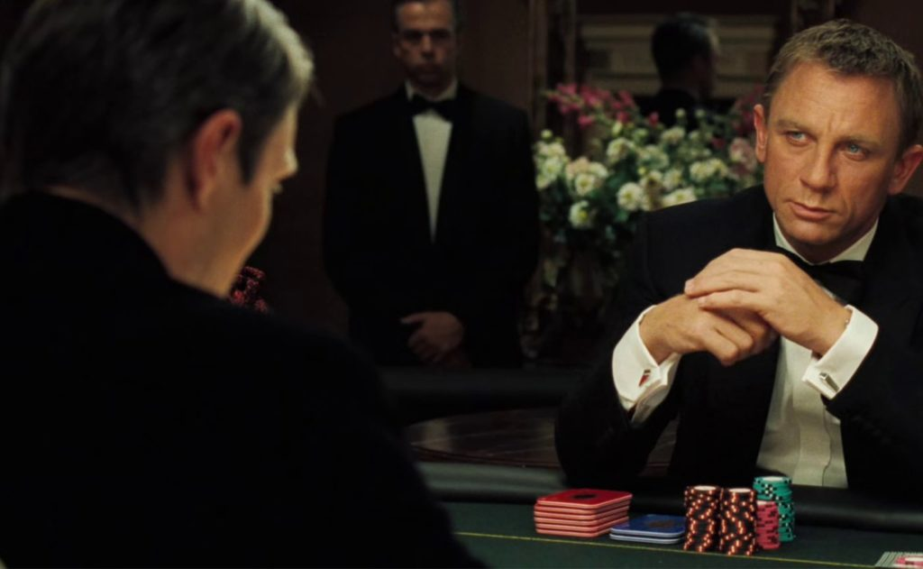 Un clásico nunca muere y no hay nada más clásico que James Bond