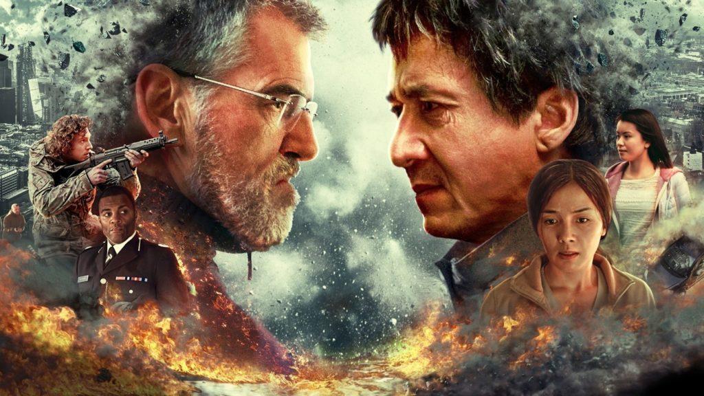 Una de las mejores películas de acción de Netflix es El extrajero