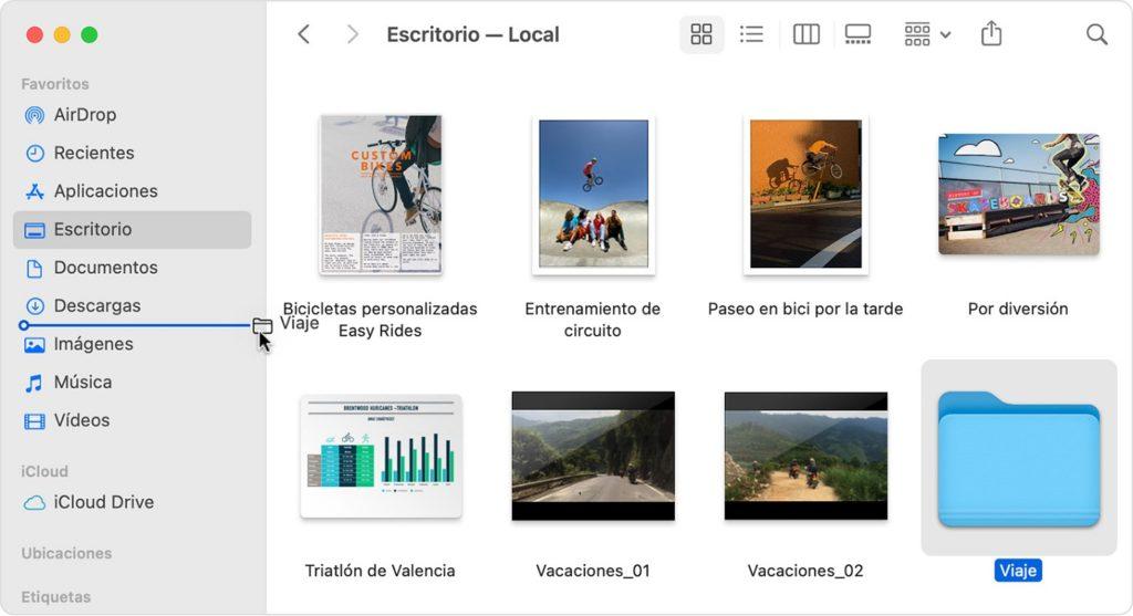 Finder Mac 4