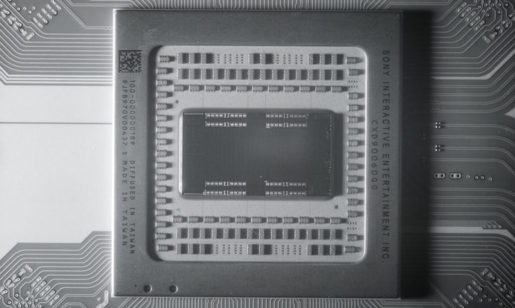 Photos SoC PS5 2