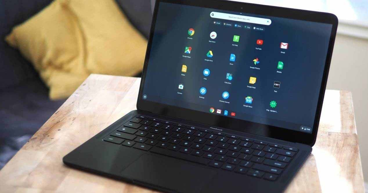 Habilitar sonido inicio Chromebook 1
