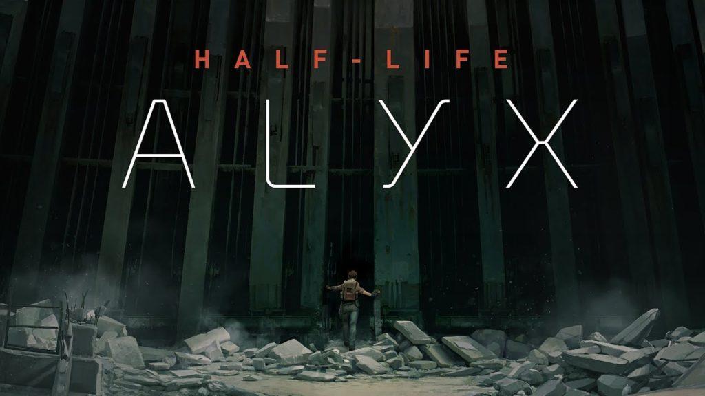 Half-life Alyx uno de los mejores juegos de realidad virtual