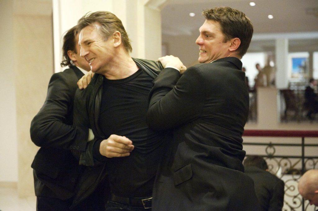 Cómo no amar ver a Liam Neeson en papeles como en Sin Identidad