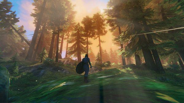 Valheim un juego de vikingos y sobrevivencia de Steam