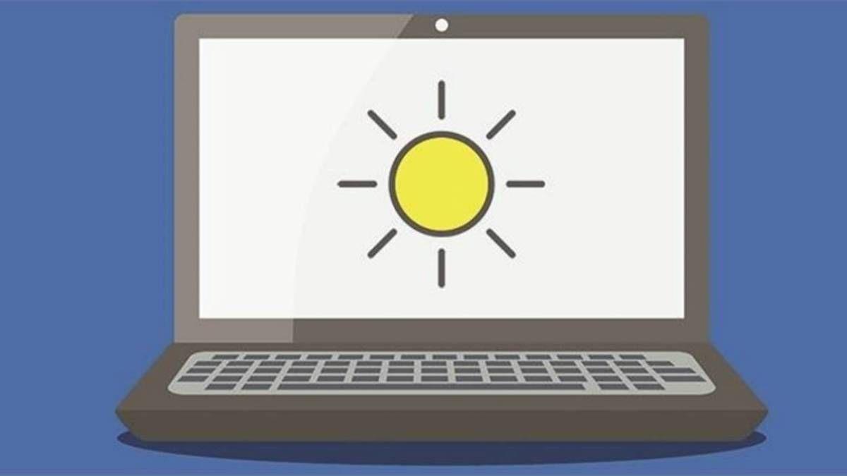 Cómo cambiar el brillo de la pantalla en Windows
