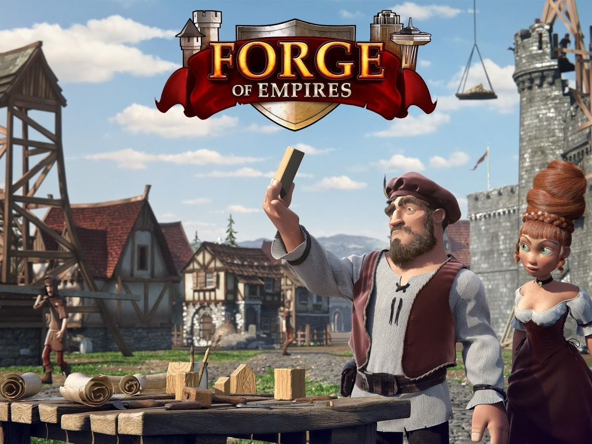 Conseguir diamantes gratis en Forge of Empires