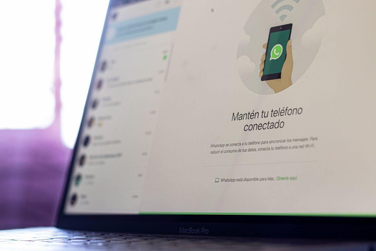 cómo usar WhatsApp Mac 1