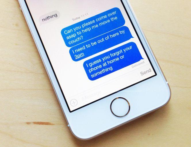 Como eliminar automáticamente mensajes antiguos en iPhone