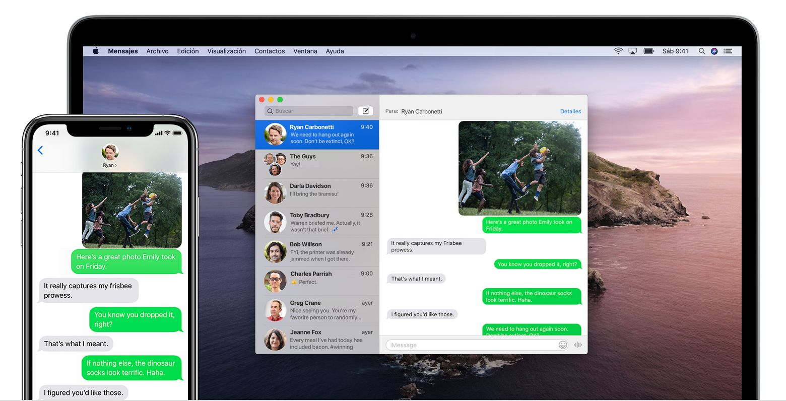Cómo enviar mensajes de texto SMS desde iPad